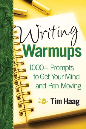 Writing Warmups Book Cover