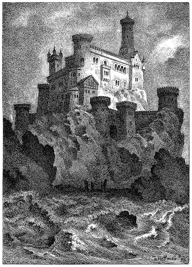brunhildes-castle-no more home visits