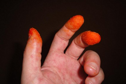 cheeto fingers chistopher paulin