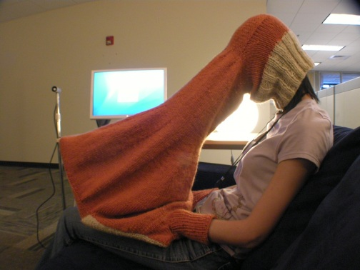 laptop body sock