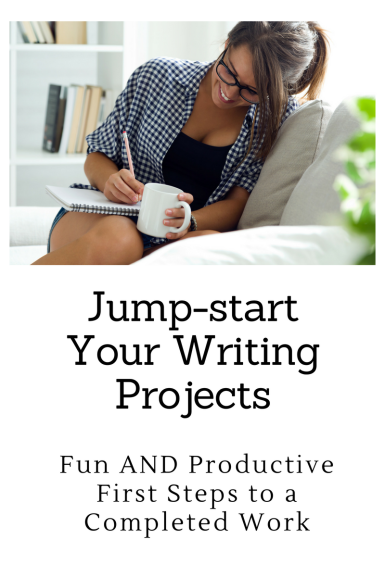 Prewriting- Jump-start Your Writing Projects With These Eight Approaches[Fun AND Productive First Steps to a Completed Work]