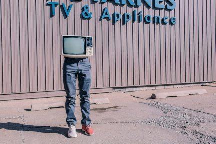 tv upper torso