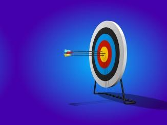 arrow-target-practice