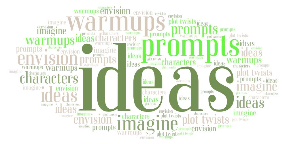 warmups word art