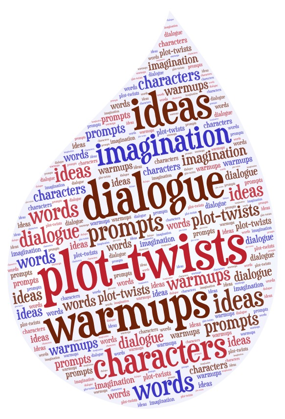 writing prompts wordart