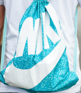 Nike cloth bag