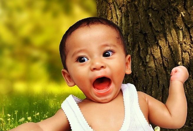 infant ranting