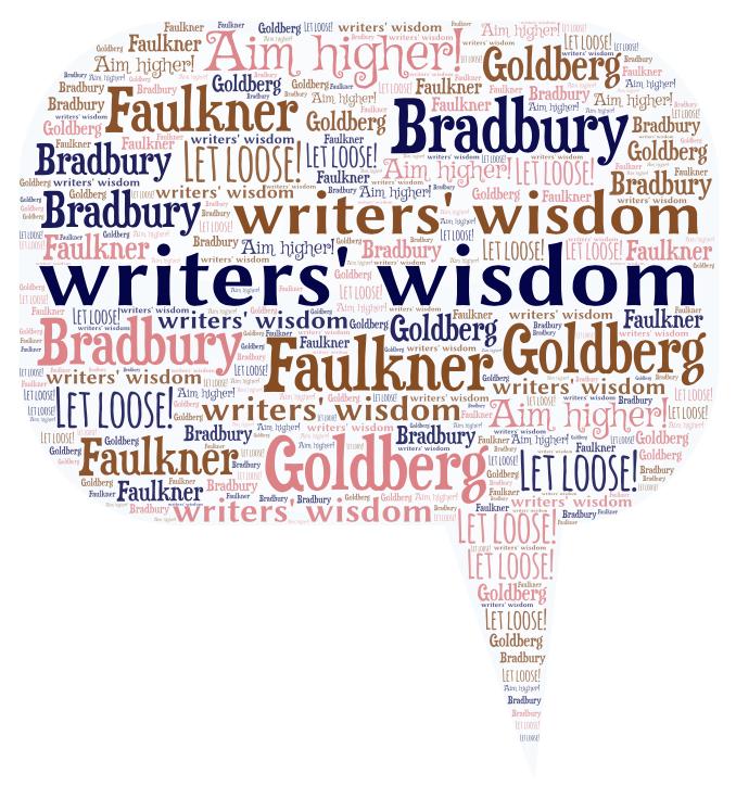 writers quotes wisdom Bradbury 2