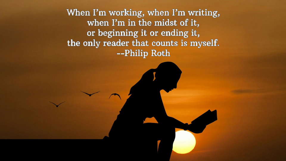 Phillip Roth on Writing